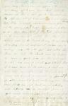 Letter, William A. Corbett to unknown [undated]