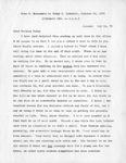 Letter, Jane Grey Swisshelm to Henry Z. Mitchell [October 14, 1872]