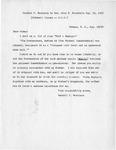 Letter, Wendell P. Garrison to Jane Grey Swisshelm [August 15, 1880]