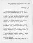 Letter, Amelia Bloomer to Jane Grey Swisshelm [August 28, 1880]