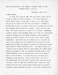 Letter, Jane Grey Swisshelm to Elizabeth Mitchell [June 27, 1882]