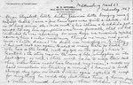 Letter, Jane Grey Swisshelm to Elizabeth Mitchell [March 27 and 31, 1867]