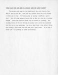 Letter, Jane Grey Swisshelm? to unknown [undated]
