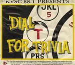 KVSC Trivia Poster [1995] by St. Cloud State University