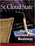 Outlook Magazine [Fall 1999] by St. Cloud State University