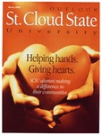 Outlook Magazine [Spring 2000] by St. Cloud State University