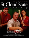 Outlook Magazine [Fall 2006] by St. Cloud State University
