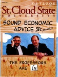 Outlook Magazine [Spring 2009] by St. Cloud State University