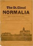 Normalia [April 1892]