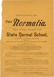 Normalia [September 1892]