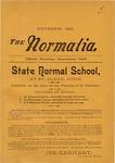 Normalia [October 1892]
