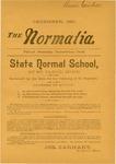 Normalia [December 1892]