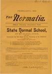 Normalia [February 1893]