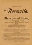 Normalia [March 1893]