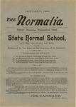 Normalia [January 1894]
