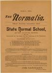 Normalia [May 1894]