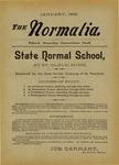 Normalia [January 1895]
