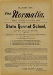 Normalia [March 1895]