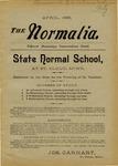 Normalia [April 1895]