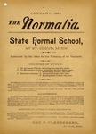 Normalia [January 1896]
