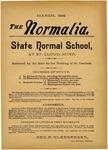 Normalia [March 1896]