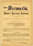Normalia [October 1896]