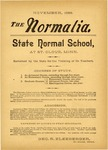 Normalia [November 1896]