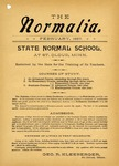 Normalia [February 1897]