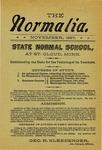 Normalia [November 1897]