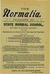 Normalia [December 1897]