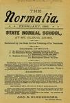 Normalia [February 1898]