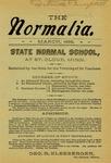 Normalia [March 1898]
