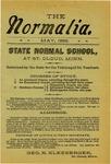 Normalia [May 1898]