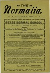 Normalia [October 1899] by St. Cloud State University