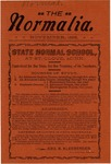 Normalia [November 1899] by St. Cloud State University