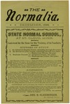 Normalia [December 1899] by St. Cloud State University