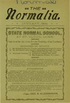 Normalia [January 1900] by St. Cloud State University