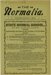 Normalia [Febraury 1900] by St. Cloud State University