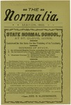 Normalia [March 1900] by St. Cloud State University