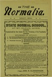 Normalia [May 1900] by St. Cloud State University