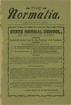 Normalia [January 1901] by St. Cloud State University