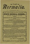 Normalia [March 1901] by St. Cloud State University