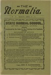 Normalia [May 1901] by St. Cloud State University