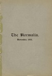 Normalia [November 1901] by St. Cloud State University