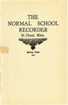 Normal School Recorder [Spring 1917]
