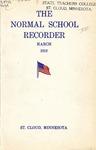 Normal School Recorder [March 1918]