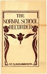 Normal School Recorder [July 1918] by St. Cloud State University