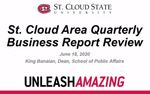 St. Cloud Area Quarterly Business Report, Vol. 22, No. 2 - Podcast