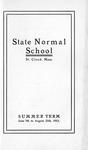 Summer Course Catalog [1911]