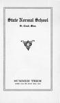 Summer Course Catalog [1912]